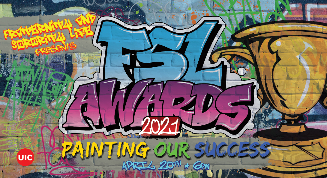 Save The Date. FSL Awards. April 20, 2021, 6pm.